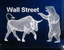 ours et taureau en bourse