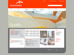 site interne de arcelor-mittal