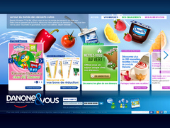 site interne de danone