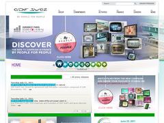 site interne de GDF-Suez