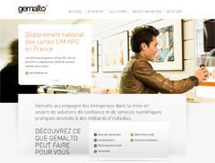 site interne de Gemalto