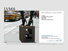 site interne de LVMH