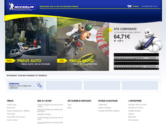 site interne de Michelin
