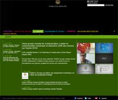 site interne de Publicis