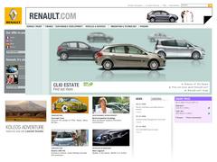 site interne de Renault
