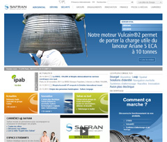site interne de safran