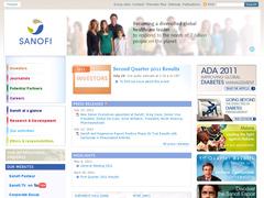 site interne de Sanofi