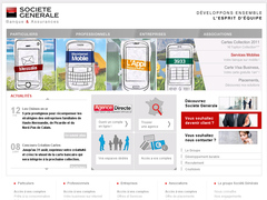 site interne de societe generale