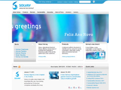site interne de solvay