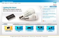 site interne de Stmicroelectronics