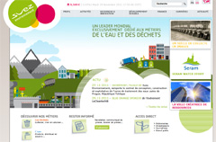 site interne de Suez Environnement