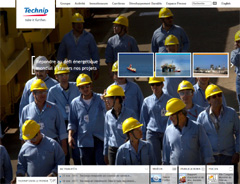 site interne de technip